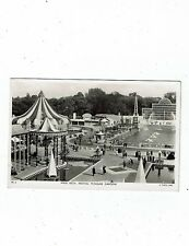 POST CARD REAL PHOTO MAIN VISTA. FESTIVAL PLEASURE GARDENS