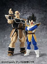 Bandai S.H. Figuarts Dragon Ball Z: Le Mélange Vegeta et Nappa Japan version
