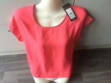 New tag £12.99 new look size 12 blouse work office casual