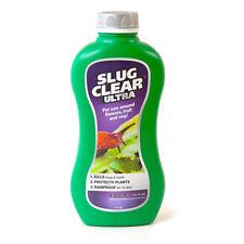 Slug Clear Ultra Slug & Snail Killer Pellets  For Flowers Fruit & Veg  750g