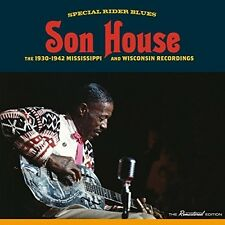 Son House - Special Rider Blues: 1930-1942 Mississippi & [New CD] Spain - Import