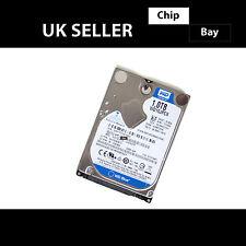 "Genuine WD Blu 1tb HARD DISK INTERNO HDD 2.5"" SATA da 5400 RPM-WD 10 jpcx III"