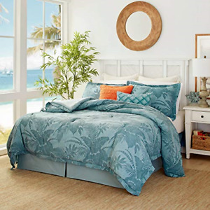 Tommy Bahama   Abalone Collection   100% Cotton Soft and Breathable Comforter,