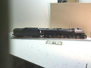 Williams brass Norfolk & Western 2-6-6-4 3rail steam - new - read description