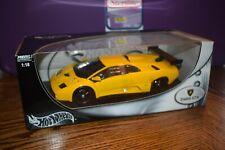 Lamborghini Diablo GTR Hot Wheels Diecast 1.18 Model Car NEW IN BOX