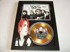 my chemical romance  SIGNED  GOLD CD  DISC  2