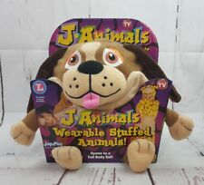 Jay At Play Janimals Wearable PUPPY SIZE LARGE