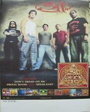 311 2007 Don`T Tread On Me promotional poster ~N.O.S. & Mint~!