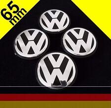 VW 65mm Radkappen Radblenden Felgendeckel Nabendeckel Nabenkappen Radzierblenden