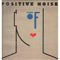 Positive Noise Lp Vinile Change Of Heart STAT LP 8 Nuovo 400028