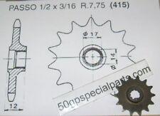 GILERA 50cc. BULLIT RC TOP RALLY SIOUX  PIGNONE Z 14