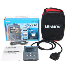 JOBD Scanner Compact Automotive OBD2 EOBD Code Reader Color LCD Display
