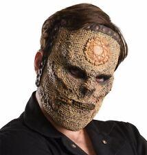 Slipknot Music Drums Face Mask Latex Licensed Costume Gray Chapter Licensed