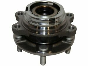 Front GMB Wheel Hub Assembly fits Infiniti M37 2011-2013 AWD 49BBRM