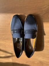 BNWT Next Forever Comfort Navy Suede Loafers UK 7