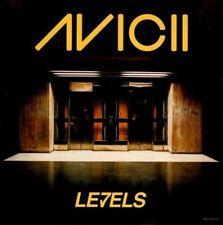 AVICII Levels Ep w SKRILLEX & CAZZETTE MIXES + INSTR. SEALED CD ETTA JAMES oop