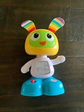 Fisher Price Bright Beat Dance & Move BeatBo Animated Light Up Robot 2016 Works