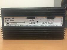 Leybold Inficon Quadrex 200 SCU Mass Filter Control J3