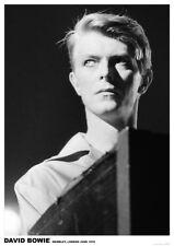 """David Bowie NEW 84cm x 60cm (34"""" x 24"""") b/w POSTER"""