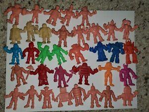 M.U.S.C.L.E. Muscle Men Lot Of 35 Canada