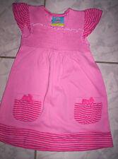 """""""Topolino"""" Shirt-Kleid/Hängerchen, mit Taschen und gestreift Gr.80/86"""