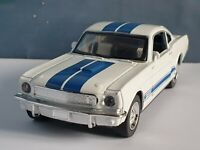 FORD SHELBY MUSTANG GT350 1.32 Diecast Model CAR NEW boys toys GIFT BOXED