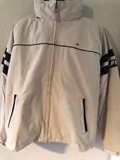 Tommy Hilfiger Men's Beige Jacket Size XL