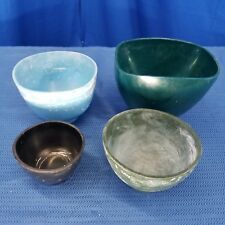 Dental Lab Flexible Mixing Bowls Assorted Sizes