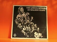 LOWERY GROUP - 25 GOLDEN YEARS - VARIOUS - DEEP PURPLE & MORE DOUBLE VINYL LP (1