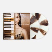 The Diary Of Alicia Keys Exclusive VMP Oak & Ivory Cornetto 2x Vinyl LP x/2000