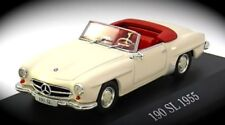 1:43 Mercedes-Benz 190SL Cream White 1955  IXO Altaya