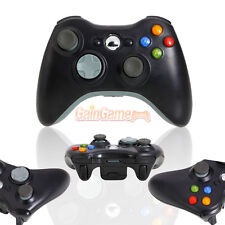Superb ABS Wireless Game Remote Controller for Microsoft Xbox 360 Black Gray
