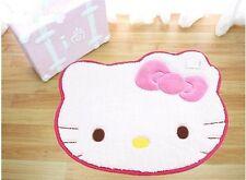 Kitty Cat Bow Cute Big Head floor Mat rug Door Mat Skidproof Carpet