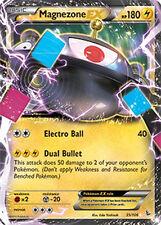 Pokemon XY Flashfire Magnezone EX 35/106 Rare Holo ex Card