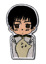 Patch - Hetalia - Axis Powers - New Japan Iron-On Anime Licensed ge44073