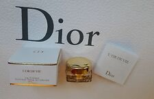 Dior L'Or de Vie Yeux Eye La Creme Contour Yeux  3ml Eyes&Lips The most Luxuary