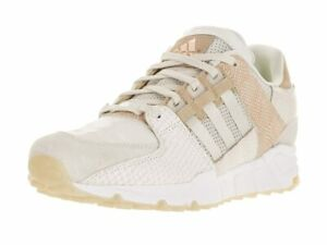 ADIDAS MENS EQT RUNNING SUPPORT SNEAKERS F37617 WHT/BROWN