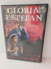 Gloria Estefan Live & Unwrapped DVD, 2004