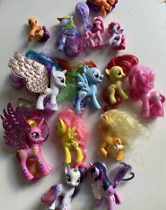 My Little Pony Doll Bundle Job Lot Of Mixed Ponies