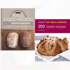 100 Great Breads 2 Books Collection Set 200 Bread Recipes Hamlyn All Colour NEW