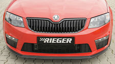 Rieger Frontspoilerschwert für Skoda Octavia 5E RS Limousine/ Combi