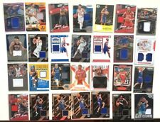 Lot 89 Basketball Cards 45 Jersey and 44 Numbered or Prizm Parallels Fr13