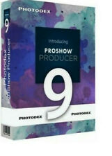 PHOTODEX PROSHOW PRODUCER 9 FULL VERSION ✔ LIFETIME LICENCE ✔ FAST DELIVERY✔