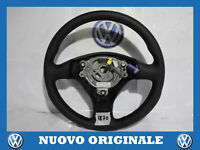 VOLANTE IN PELLE STERZO LEATHER STEERING WHEEL NUOVO NEW ORIGINALE AUDI A4