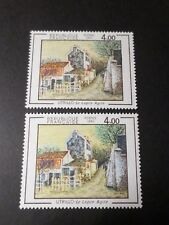 FRANCE 1983, VARIETE COULEURS, timbre 2297, TABLEAU UTRILLO, neuf**, MNH STAMP