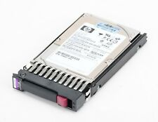 """HP 72 Go 10k sas Hot swap Disque Dur 2.5"""" 376597-001"""