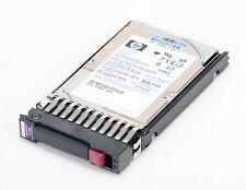 "HP 72 GB 10K SAS Hot Swap Festplatte 2.5"" 376597-001"