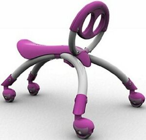 New YBike Pewi PINK Kids Learning to Ride Balance Bike