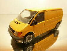NZG MODELLE 420 421 MERCEDES BENZ VITO - YELLOW 1:43 - VERY GOOD CONDITION