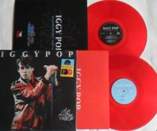 LP IGGY POP LIVE RITZ ,N.Y. C.86 (2LP) ( RED VINYL) REVENGE 782 811 STILL SEALED